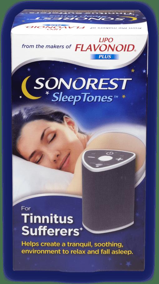 Lipo-Flavonoid Sonorest Sleeptones